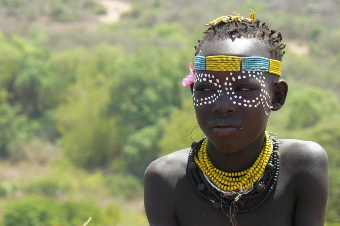 Viaje a Etiopía - Timkat 2015