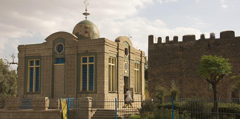 Etiopía, en busca de el Arca de la Alianza