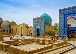 Uzbekistán principal
